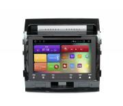 Штатная магнитола RedPower 31200 IPS DSP для Toyota Land Cruiser 200 (Android 7+)