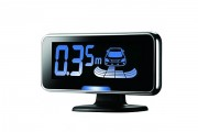 Парктроник Steelmate PTS410V4 для заднего бампера с LCD-дисплеем