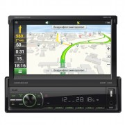 Автомагнитола Shuttle SDMN-7060 Black / Multi (Navitel map)