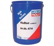Жидкая консистентная смазка для центральной системы смазки грузовых авто Liqui Moly Fliessfett ZS KOOK-40