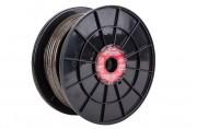 Kicx Межблочный кабель витая пара Kicx RCA-0430B (бухта 30м)