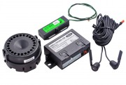 Автосигнализация MetaSystem Ford MFD1