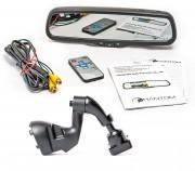 Штатное зеркало заднего вида с монитором и видеорегистратором Phantom RMS-430 DVR Full HD-63 для Mercedes-Benz