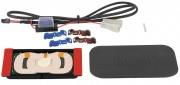 Универсальная беспроводная автомобильная зарядка для смартфонов Connects2 CTQIUV02