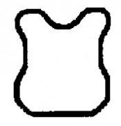 Прокладка клапанной крышки BGA RC6382