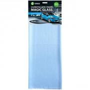 Салфетка из микрофибры для стекол Grass Magic Glass в упаковке