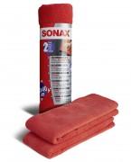 Салфетки из микрофибры для кузова Sonax 416241