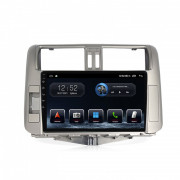 Штатная магнитола Abyss Audio MP-9145 DSP для Toyota Land Cruiser Prado J150 (2011-2013) Android 10