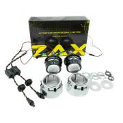 Светодиодные линзы Zax Bi-Led stage 4