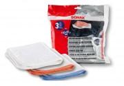 Набор салфеток из микрофибры Sonax 450700 (40х40см)