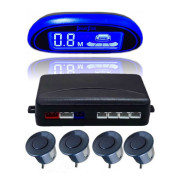 Парктроник iDial D-067V для заднего бампера с LCD-дисплеем