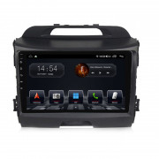 Штатная магнитола Abyss Audio QS-9192 DSP для Kia Sportage 2010-2012 (Android 10)
