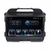 Штатная магнитола Abyss Audio MP-9192 DSP для Kia Sportage 2010-2012 (Android 10)