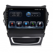Штатная магнитола Abyss Audio MP-9216 DSP для Hyundai Santa Fe, ix45 (2013-2017) Android 10