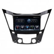 Штатная магнитола Abyss Audio MP-9219 DSP для Hyundai Sonata 2009-2015 (Android 10)