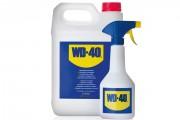 Универсальная проникающая смазка WD-40 (5л) + распылитель
