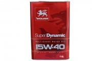 Моторное масло Wolver Super Dynamic 15w-40 4260360941153 (4л)