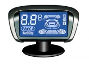 Парктроник ParkCity Kiev 818/302L для заднего и переднего бампера с ЖК-дисплеем