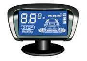 Парктроник ParkCity Paris 418/301L для заднего / переднего бампера с ЖК-дисплеем