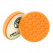 Оранжевый пенополиуретановый полировальный круг (жесткость №2) Chemical Guys Hex-Logic Премиум