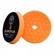 Оранжевый пенополиуретановый полировальный круг (жесткость №2) Chemical Guys Hex-Logic Quantum