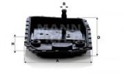 Фильтр АКПП MANN H 50001