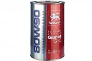 Трансмиссионное масло для МКПП Wolver Multigrade Hypoid Gear Oil GL-5 80w-90