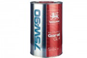 Полусинтетическое трансмиссионное масло Wolver Multipurpose Gear Oil GL-4 75w-90