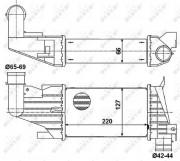 Интеркулер NRF 30258