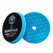 Синий пенополиуретановый полировальный круг (жесткость №5) Chemical Guys Hex-Logic Quantum