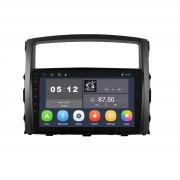 Штатная магнитола Sound Box SB-8128 2G DSP для Mitsubishi Pajero Wagon IV (Android 10)