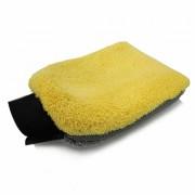 Водонепроницаемая микрофибровая варежка 4 в 1 Chemical Guys Waterproof 4 in 1 Microfiber Premium Wash Mitt