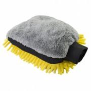 Двухсторонняя микрофибровая варежка для мытья колес и кузова 3 в 1 Chemical Guys Way Premium Wash Mitt