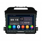 Штатная магнитола Sound Box SB-8181 2G DSP для Kia Sportage R (Android 10)