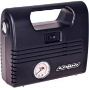 Компрессор Coido 2702 (фонарь, манометр)