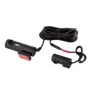 Автомобильный видеорегистратор Falcon BN03-2CAM с Wi-Fi, GPS и дополнительной камерой