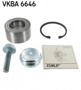 Подшипник ступицы SKF VKBA 6646