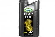 Синтетическое мотоциклетное трансмиссионное масло Yacco Gearbox 4T 75W-90 (1л)