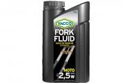 Синтетическое мотоциклетное масло для вилок и амортизаторов Yacco Fork Fluid 2,5W (1л)