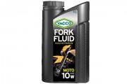 Синтетическое мотоциклетное масло для вилок и амортизаторов Yacco Fork Fluid 10W (1л)