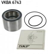 Подшипник ступицы SKF VKBA 6743