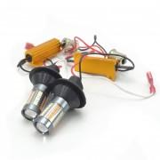 Светодиодная (DRL LED) лампа Galaxy S25 (P21W 1156 BA15S) 4014 66SMD