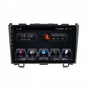 Штатная магнитола Abyss Audio QS-9163 DSP для Honda CR-V 2006-2011 (Android 10)