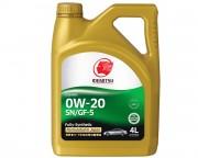 Моторное масло Idemitsu Gasoline 0w-20