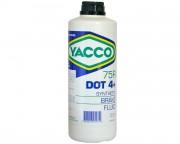 Тормозная жидкость Yacco 75R DOT 4+