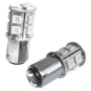Светодиодная (LED) лампа Falcon BAY15D-13X Red (в задние габариты со стоп-сигналом)