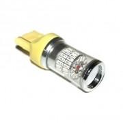 Светодиодная (LED) лампа Galaxy T20 (W21W 7440 W3x16d) 3014 48SMD Yellow