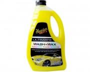Автошампунь с воском Meguiar's G177 Ultimate Wash & Wax (1,42л)