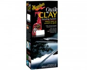 Стартовый набор для подготовки поверхности кузова Meguiar's G1116 Quik Clay Detailing System Starter Kit