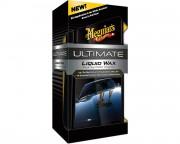 Жидкий воск + поролоновый аппликатор Meguiar's G182 Ultimate Liquid Wax (473мл)